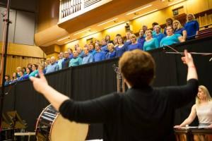"""Horizon Sing"" 2014 Copyright BBC Radio Wales"